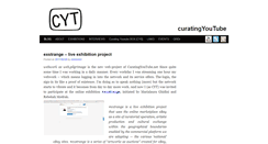 Preview of curatingyoutube.net